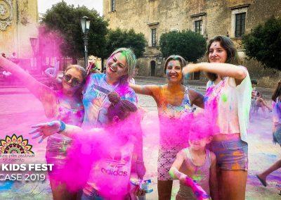 Holi Kids fest-Tricase 2019
