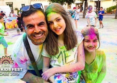 Holi Kids fest-Tricase
