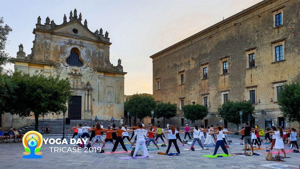 Yoga-Day Tricase 2019